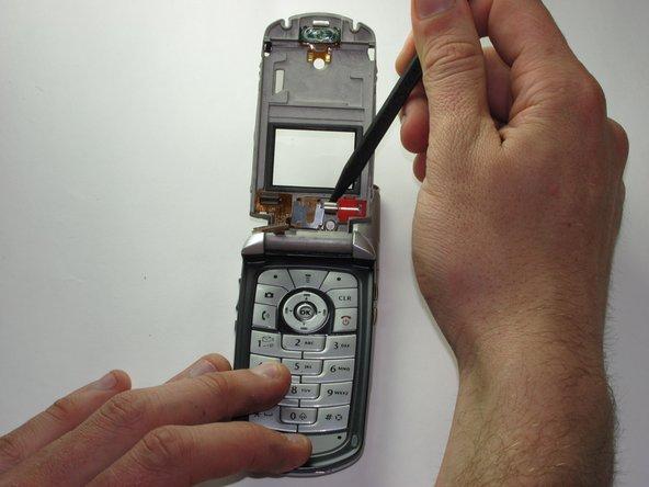 Motorola V710 Vibrating Motor Replacement