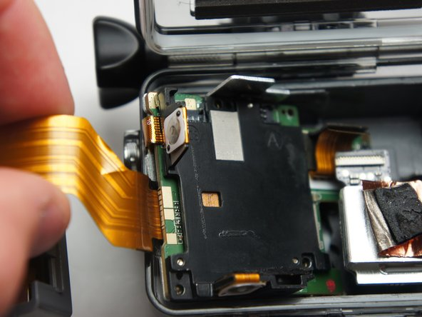 GoPro Hero+ LCD Motherboard Replacement