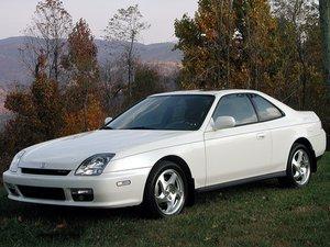 Honda Prelude Repair