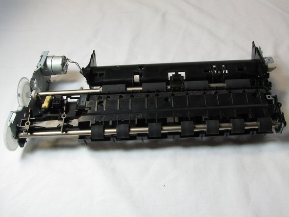 HP Photosmart c3180 Feed Roller Replacement