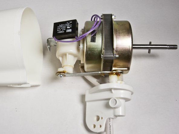 GD Midea FT30-3D Motor Replacement