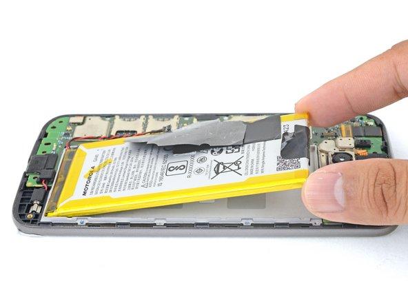 Motorola Moto G4 Plus Battery Replacement