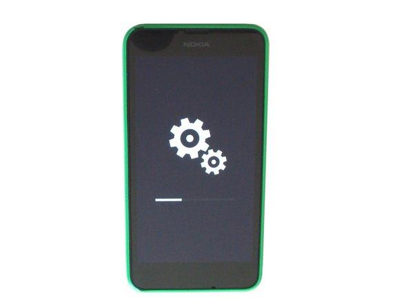 Nokia Lumia 635,650 - Réinitialisation d'usine