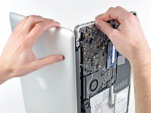 """Remplacement de l'écran du MacBook Pro 13"""" Unibody début 2011"""