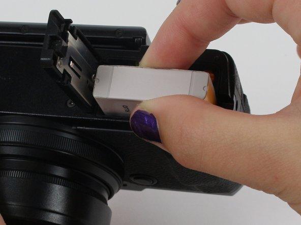 Fujifilm X30 Battery  Replacement