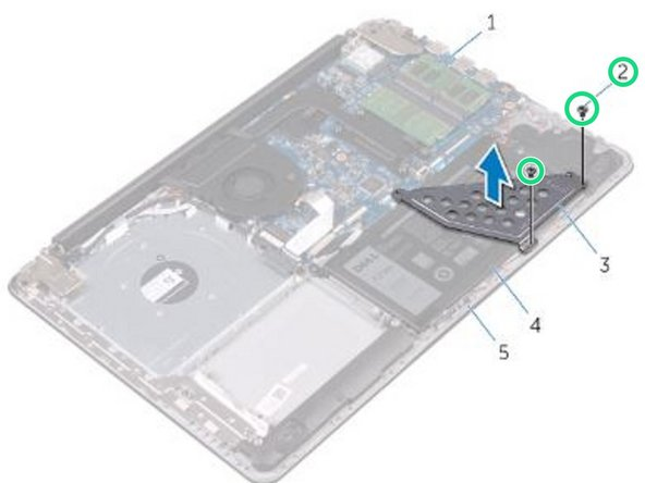 Dell Inspiron 15-5567 Battery Replacement