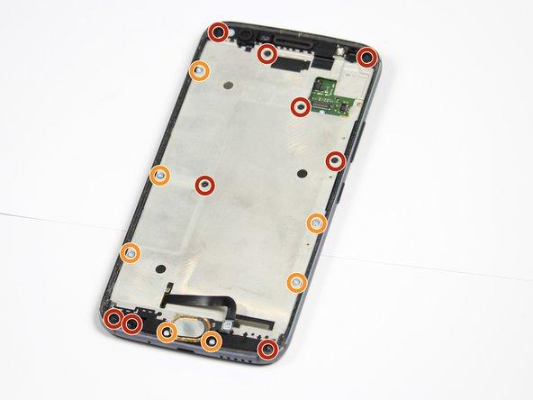 Motorola Moto G5s Plus Fingerprint Sensor Replacement