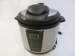 Insignia 6-Quart Pressure Cooker Repair
