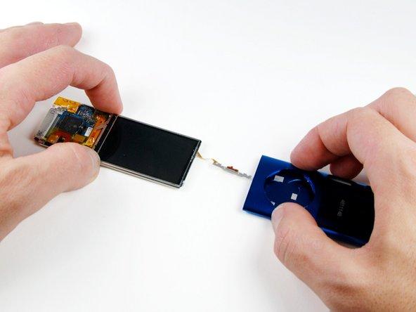 iPod Nano 5th Generation Logic Board Assembly Replacement