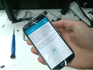 How to repair WI-FI wireless connection in Samsung Galaxy S4