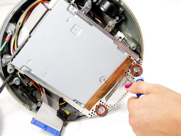 "iMac G4 15"" 700 MHz EMC 1873 Optical Drive Replacement"