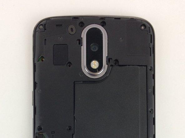 Motorola Moto G4 Lens Replacement