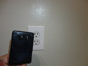 Faulty Plug Prongs Repair