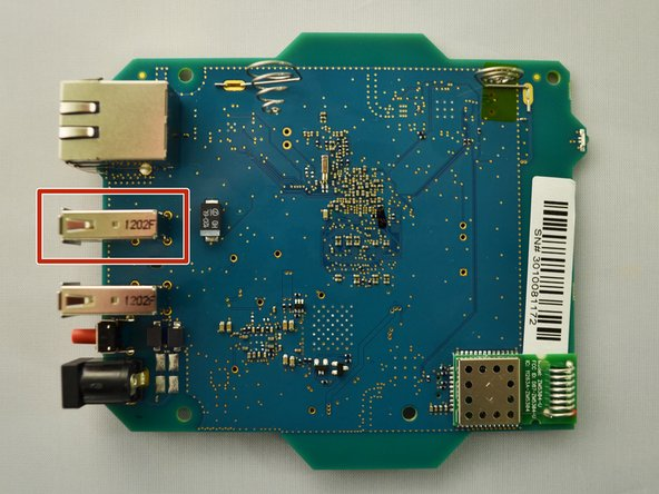 Samsung SmartThings Hub USB Port Replacement