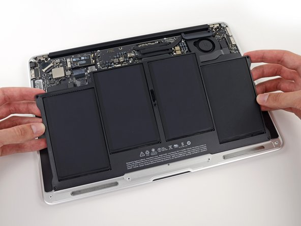 "MacBook Air 13"" Early 2017 Battery Replacement"