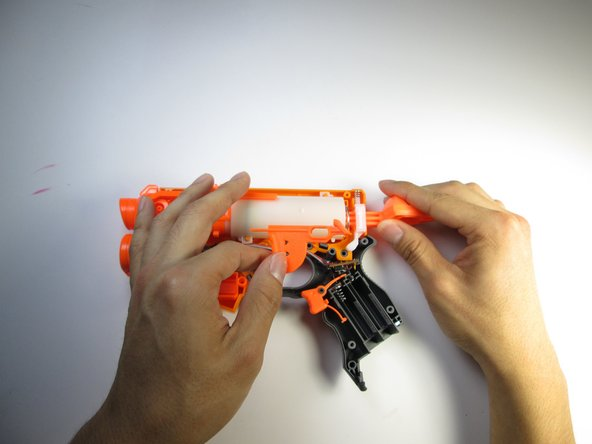 Nerf N-Strike Firestrike Firing Trigger Replacement