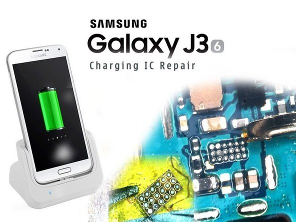 How to fix charging in Samsung Galaxy J3 (2016)