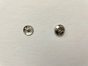 How to Sew On A Press Stud