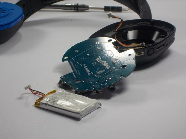 Turtle Beach Ear Force Stealth 500P Battery Replacement