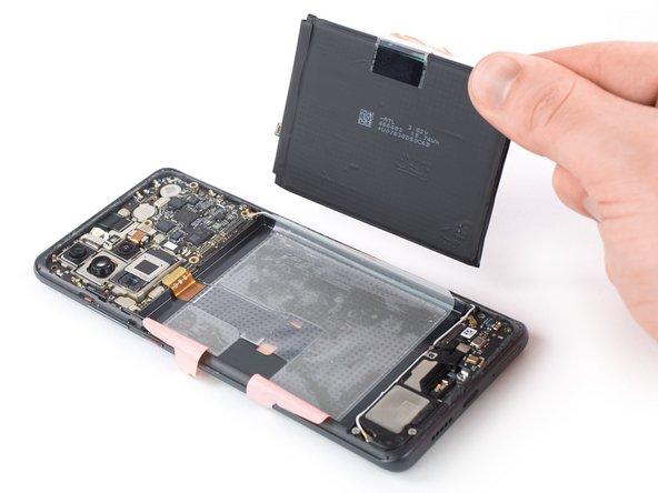 Remplacement de la batterie du Huawei P30 Pro