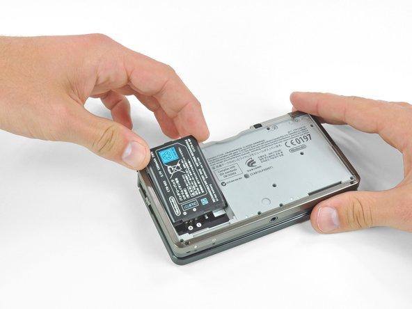 Nintendo 3DS Akku austauschen