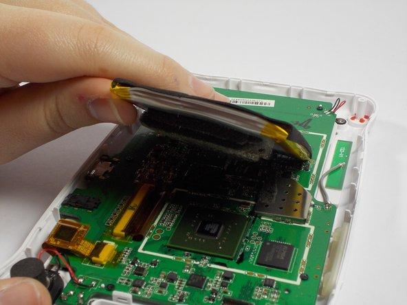 Nabi Jr Battery Replacement