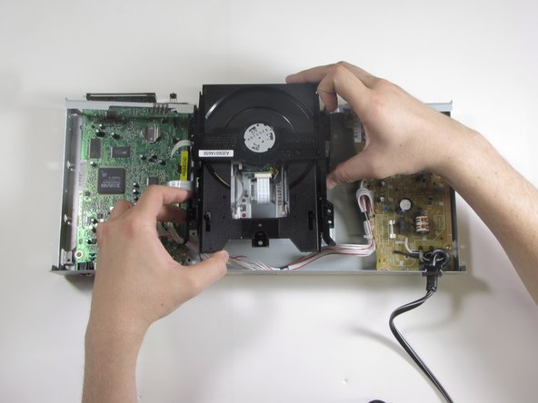 Toshiba SD-K740 Disc Drive Replacement