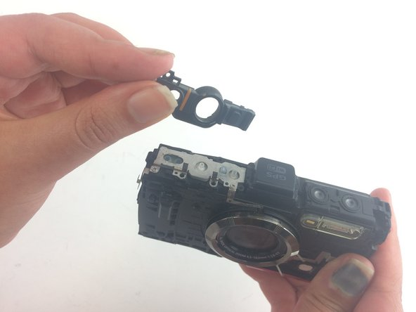 Olympus Digital Camera TG-3 Shutter + ON/OFF Buttons Replacement