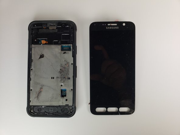 Samsung Galaxy S7 Active Screen Replacement