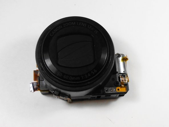Canon PowerShot SX150 IS Lens Replacement