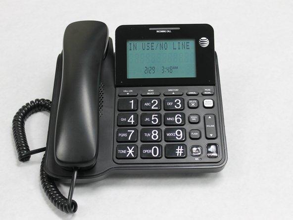 ATT CL2940 Handset Cord Replacement