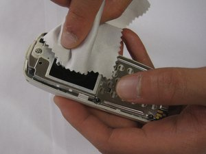 How to clean Nokia 3120