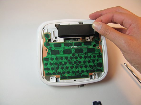 Brother PT-D200 LCD Screen Replacement