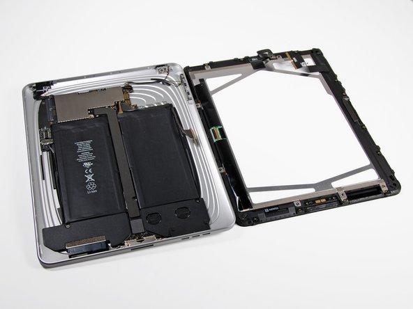 iPad 3G Remplazar Pantalla