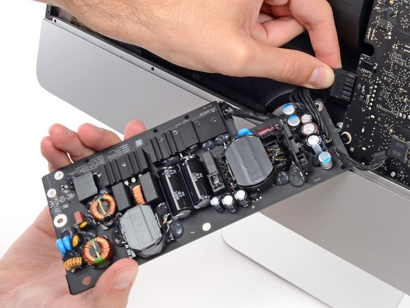 "iMac Intel 21.5"" Retina 4K Display Power Supply Replacement"