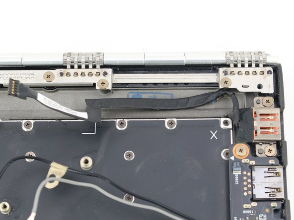 Lenovo Yoga 900-13ISK Charging Port Replacement