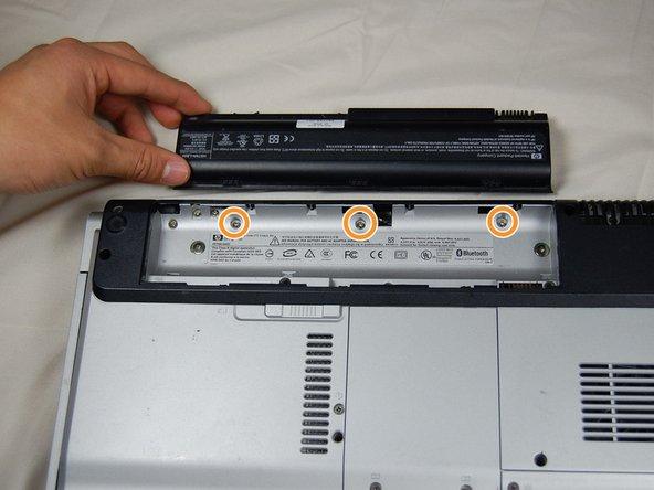 Turn the laptop upside-down again.