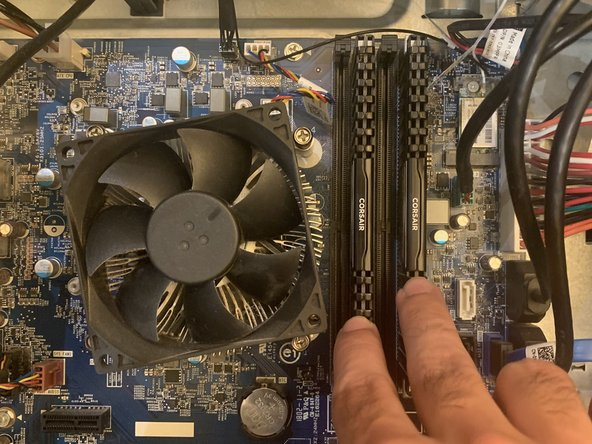 Dell Inspiron 5680 RAM Replacement