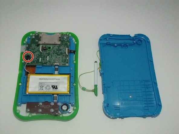Begin with the removal of  the battery from its place.