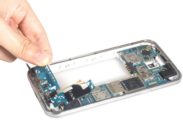 Samsung Galaxy S5 Mini Daughterboard Replacement