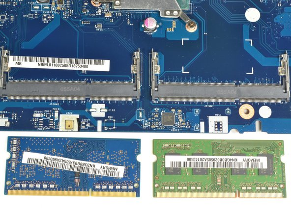 Acer E5-571-54FL RAM Replacement