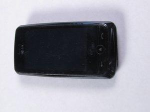LG Rumor Touch Repair