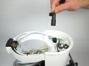 Internal One way valve