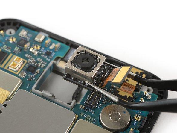 Nexus 5X Rear-Facing Camera Replacement