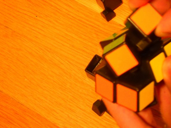 You should be able to just directly pull out the rest of the blocks, like so