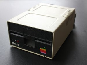 Apple Disk II Floppy Disk Subsystem Teardown and Optical Drive Conversion