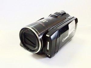 Canon Vixia HF20 Repair