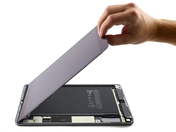 "iPad Pro 9.7"" Opening Procedure"