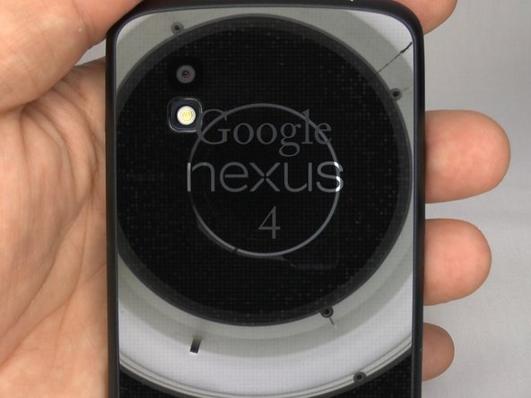 Disassembling Nexus 4 Case, USB Flex, Mainboard, Headphone Jack, Screen etc.