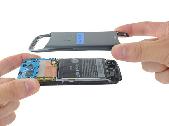 HTC One S Rear Case Replacement